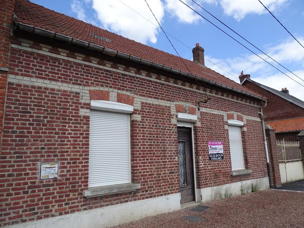 Offres de vente Maison Chaulnes 80320
